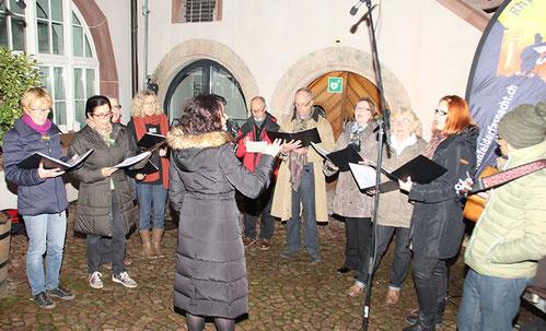 Chortett Gemischter Chor Rheinfelden
