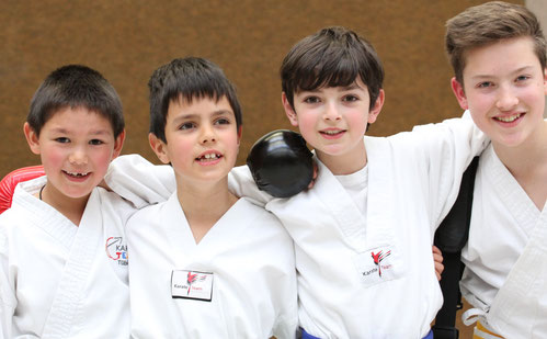 Karate Kids Hechingen