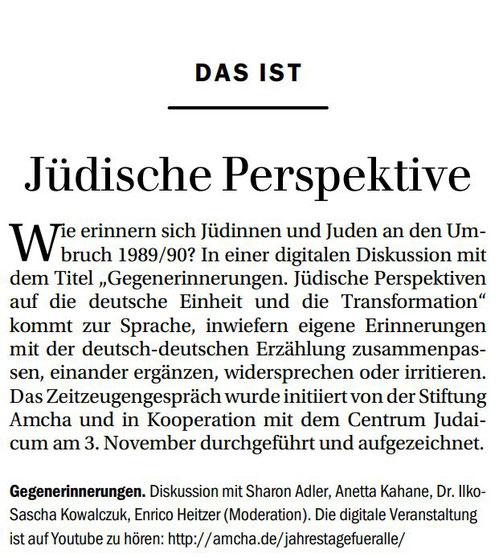 Berliner Zeitung, Nr. 267, Montag, 16. November 2020 – Seite 8