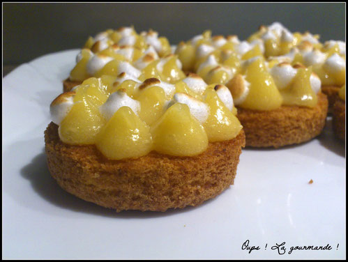 Les palets bretons fa on tarte au citron meringu e oups la gourmande oo recettes faciles - Fond de tarte palet breton ...