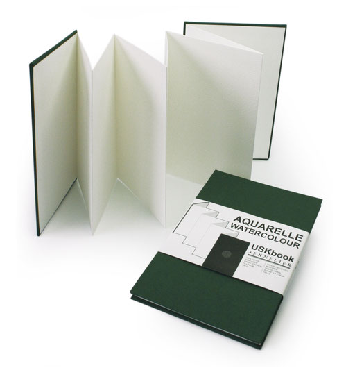Aquarelle USKbook - Perfect for the Artist on the Go