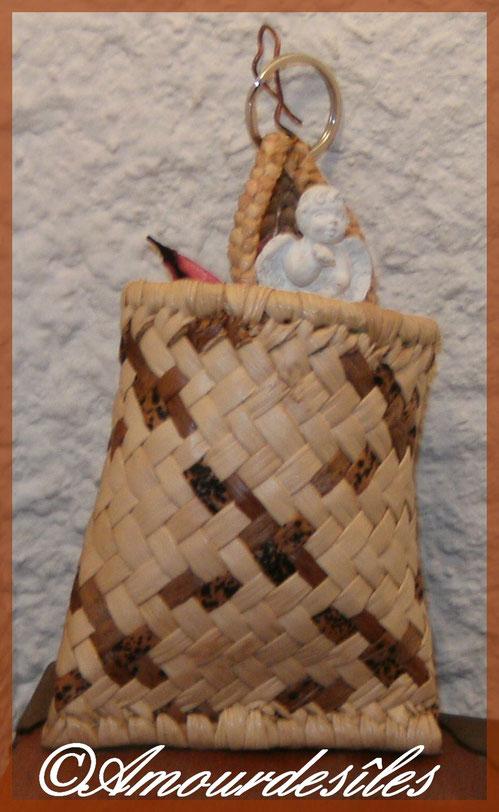 Petit cadeau de ma Tatie P......e , offert le 25 mai 2010 acec de l'Ilang-Ilang pur et naturek de lon Taniko: Madagascar!
