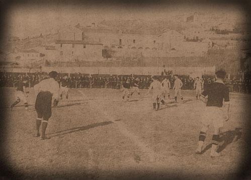 1925 Prima Divisione Campo Fornaci