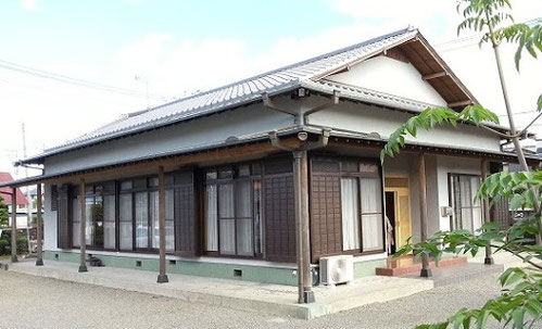 川島町の平屋の解体費用