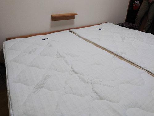 人気の組合せセットをお届け / マニフレックスは、九州最大級の寝比べできるマニステージ福岡へ。