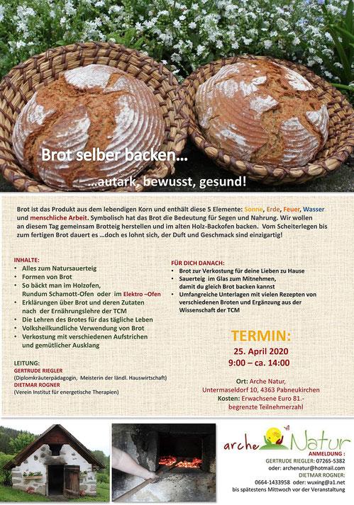 Seminar Brot backen