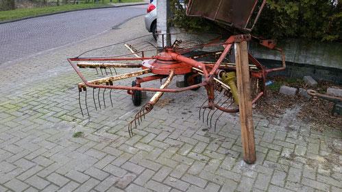 Deutz Fhar hark   prijs 950,- marge