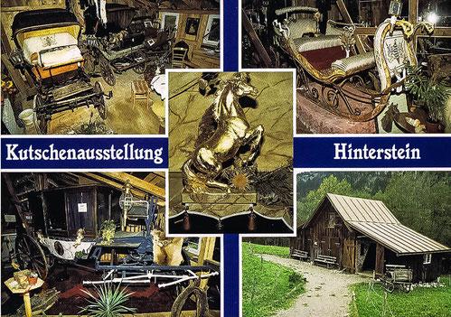 Postkarte aus den 80er Jahren - Die Anfänge