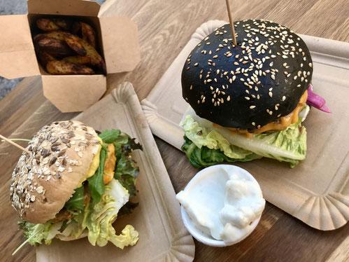 Burger bei Veg'd
