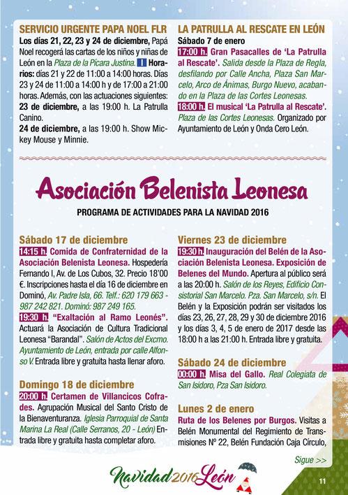 Navidad en León Ferias y Mercados