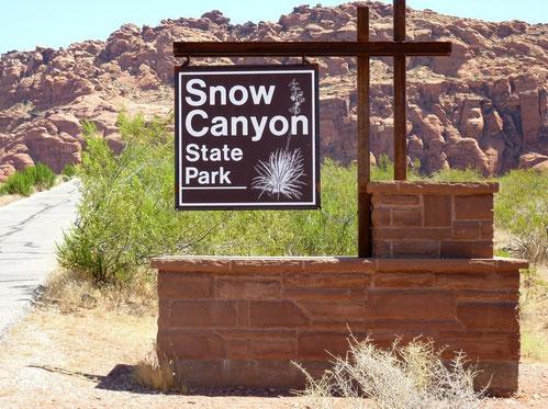 Snow Canyon SP