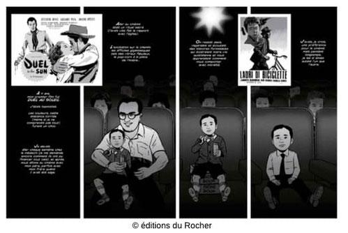 Martin Scorsese enfant au cinéma