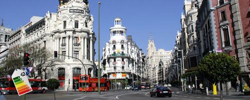 Certificación energética en Madrid