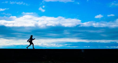 歩いて腰痛が治った奈良県御所市の女性