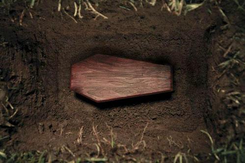 Folter durch lebendiges Begraben...eine fast immer tödliche Foltermethode**