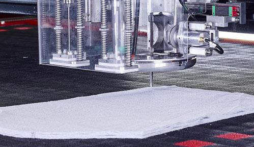 OROX Italy | Digital plate for iCut cutting machine
