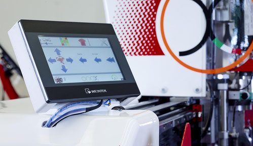 OROX italy | additional touch screen panel for icut cutting machine