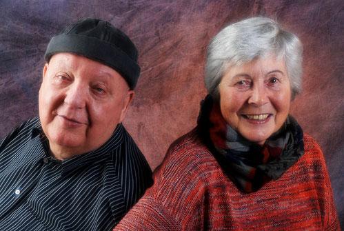 Ernst-Otto Sommerer und Hedi Glock