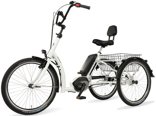 Dreirad für Erwachsene Pfau Tec Combo
