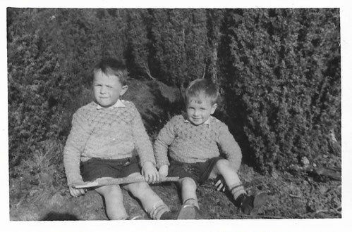 Die Girtler-Buben in der Heide