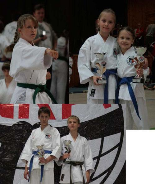 WKA Deutsche Fomenmeisterschaft - TOWASAN Karate Schule München