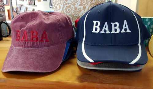 All hats courtesy of Sheriar Books