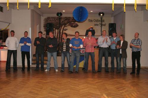 Der Supercup-Sieger 2010 der Gemeinde Großheide.