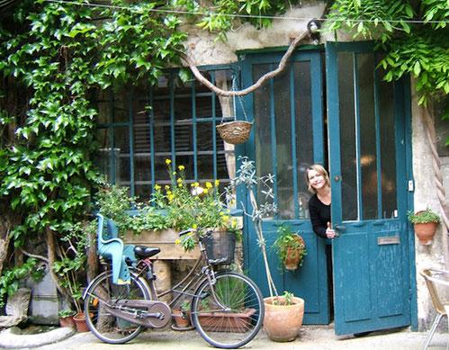 Armelle Boy-Atelier Bastille-28 rue Sedaine 75011 Paris