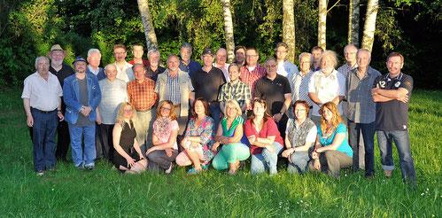 Gruppenbild Fotofreunde Tirschenreuth