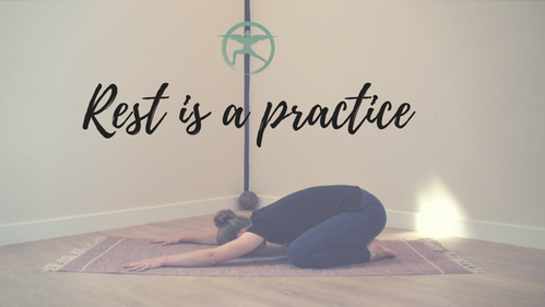 blog over rust rest yin yoga burn out ontspanning en overprikkeling