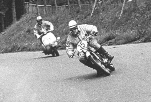 Motorradrallye Selztal 1971