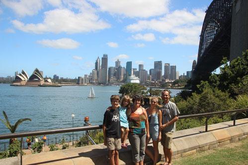Sydney, une ville qu'on adore !!