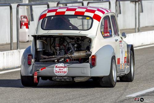Fiat Abarth 1000 TCR - Hubert Nagl