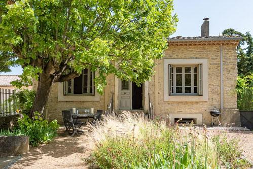 gite la teille au Domaine viticole Saint Jacques d'Albas à Laure Minervois dans l'Aude
