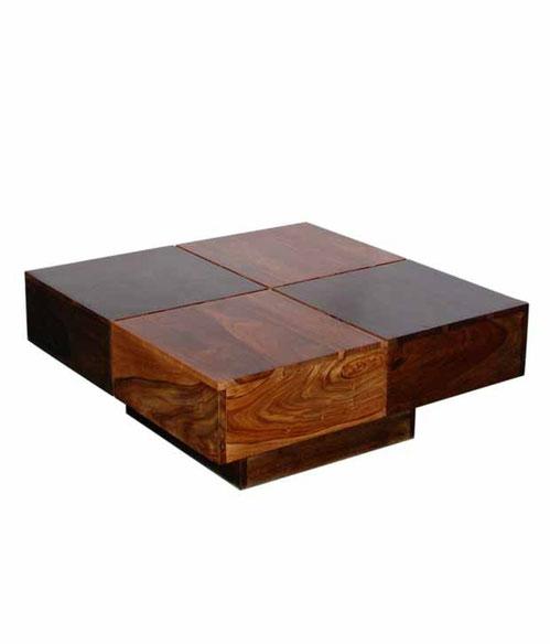 журнальный столик кофейный из массива дерева