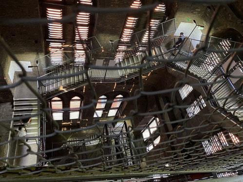 Treppenaufgang Marienkirche Danzig