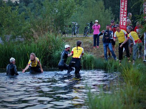 Regionalsport  Austria eXtreme Triathlon Interview Maria Schwaz Präsidentin Langdistanz Triathlon