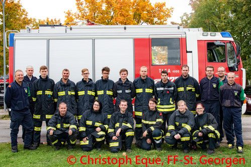 © Christoph Eque/Patricia Raitzl/Freiwillige Feuerwehr St. Georgen am Steinfelde