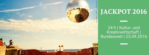 Kreativ-Jackpot - am 23. September bei mehrWEB.net - Tipps und Beratung zur eigenen Webseite, gratis