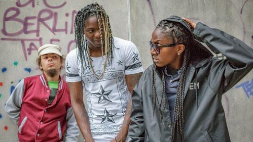 #HipHop #group #artists #DSDS