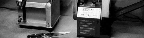 Schleifservice für Messer