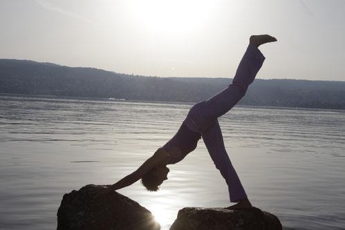 Jeder Yogalehrer entwickelt mit der Zeit seinen eigenen Stil