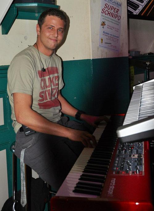 Helmut Wittwer: Keyboard