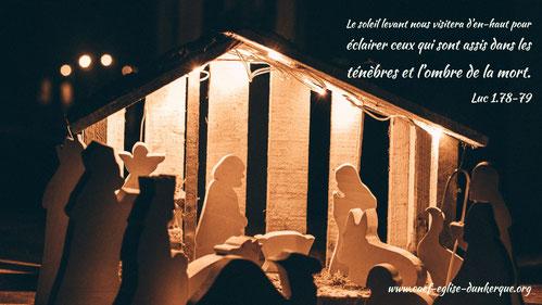 Noël fête de la lumière