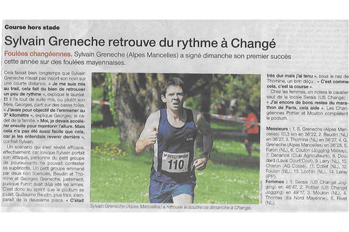 Ouest France Sports 15 mai 2017