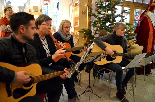 Grundschule Zeltingen-Rachtig Weihnachtsmarkt