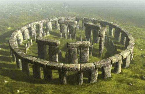 stonehenge image histoire des arts