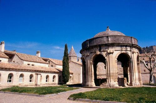 Die Kartause in Villeneuve-lez-Avignon