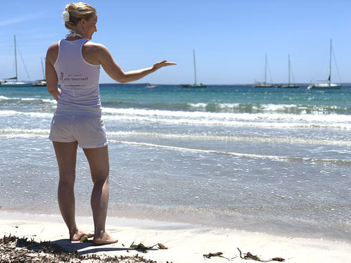 elb yourself in ses Salines, Ibiza
