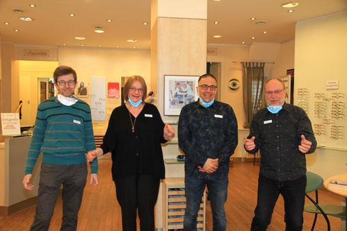 Team Optiker Vocke